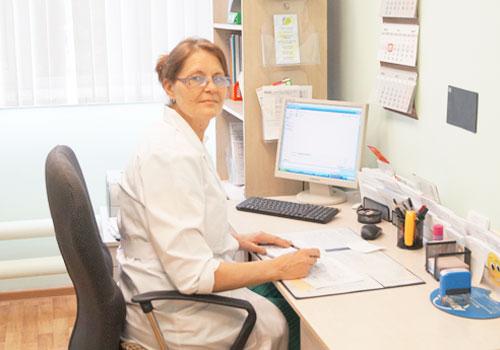 Балабан Татьяна Владимировна